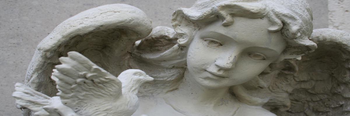 Schutzengel der Jungfraukosmetik