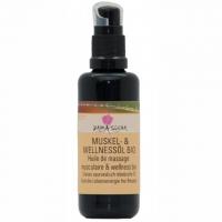 Muskel- & Wellnessöl - Ayurvedaöl 50 ml