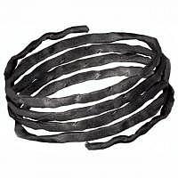Seidenband schwarz ca. 100 cm