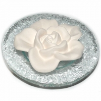 Im Namen der Rose - Duftstein Rose mit..