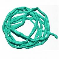 Seidenband smaragdgrün ca. 100 cm