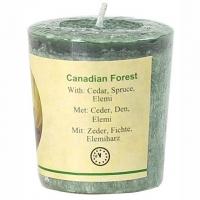 Canadian Forest Duftkerze Zeder, Ficht..