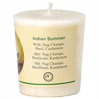 Indian Summer Duftkerze Nag Champa, Ba..