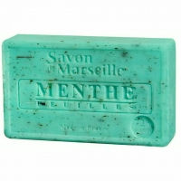 Savon de Marseille mit Mandelöl & Minze