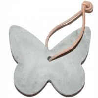 Beton-Anhänger Schmetterling (Duftstein)