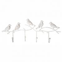Garderobenhaken Vogelfreunde