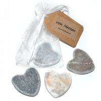 Herz aus Stein - von Herzen