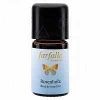 Rosenholz ätherisches Öl Farfalla 5 ml