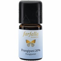 Frangipaniöl Farfalla 5 ml