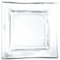Fusing Glasschale für Rose von Jericho