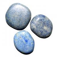 Blauquarz ca. 3 - 4,5 cm Handschmeichler