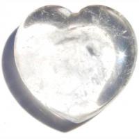 Bergkristall Herz ca. 3,5 cm
