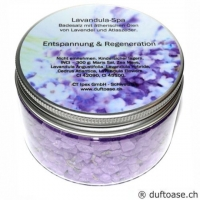 Lavandula-Spa Badesalz Lavendel