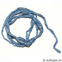 Seidenband taubenblau ca. 100 cm
