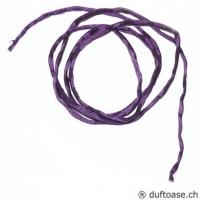 Seidenband violett ca. 100 cm