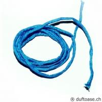 Seidenband deep-ocean-blue ca. 100 cm