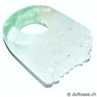 Fingerring Fluorit Grösse 53
