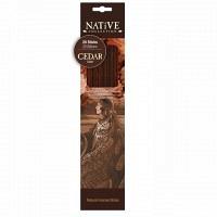 Native Cedar indianische Räucherstäbchen Zeder