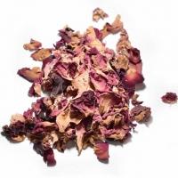 Rosenblüte - Rose rot 30g Rosa Centifolia