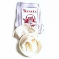 Teesieb aus Baumwolle
