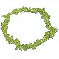 Peridot - Harmonie der Seele - Armband 18 cm