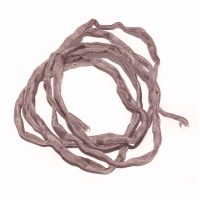 Seidenband taupe ca. 100 cm