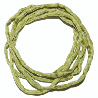 Seidenband olive ca. 100 cm