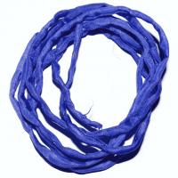 Seidenband blauviolett ca. 100 cm