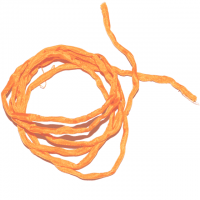 Seidenband mandarin ca. 100 cm
