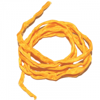 Seidenband orange ca. 100 cm
