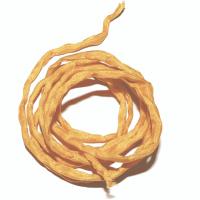 Seidenband gelb ca. 100 cm