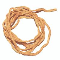 Seidenband ocker ca. 100 cm