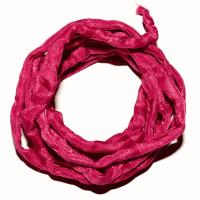 Seidenband pink dunkel ca. 100 cm