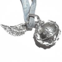 Engelrufer mit Engelflügel