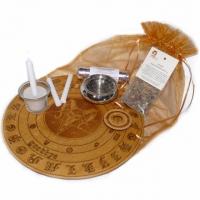 Ouija-Set Magie rund
