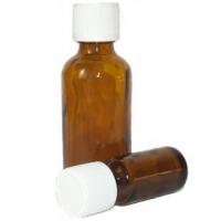 Braunglasflaschen 6 x 50 ml