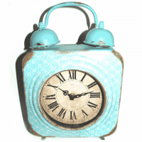Vintage Stand-Uhr