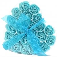 """""""blue heaven"""" Rosen-Seifen"""