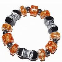 """Vintage Armband """"Feuertanz"""""""