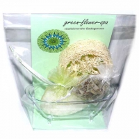 green-flower-spa Badewannen-Set