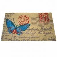 Fussmatte Butterfly Türmatte 40 x 70 cm