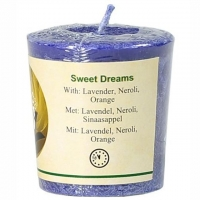 Duftkerze Sweet Dreams Lavendel, Neroli, Orange