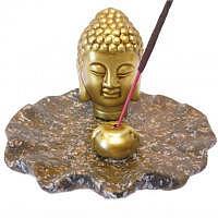 Räucherstäbchenhalter Buddha