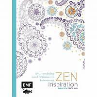 Mandala Zen Inspiration für Erwachsene