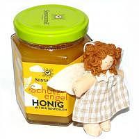 Schutzengel Honig mit Engelchen Marke Sonnentor