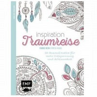 Traumreise Inspiration Malbuch für Erwachsene