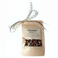 Stärnschnuppe Glücks-Tee mit Sternenband