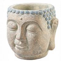 Buddha Dekoschale ca, 15 x 14 cm