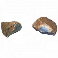 Dumortierit Rohstein ca. 10,5-12,5 cm