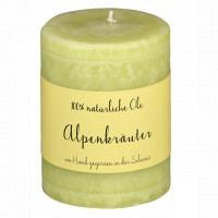 Duftkerze Alpenkräuter Schulthess